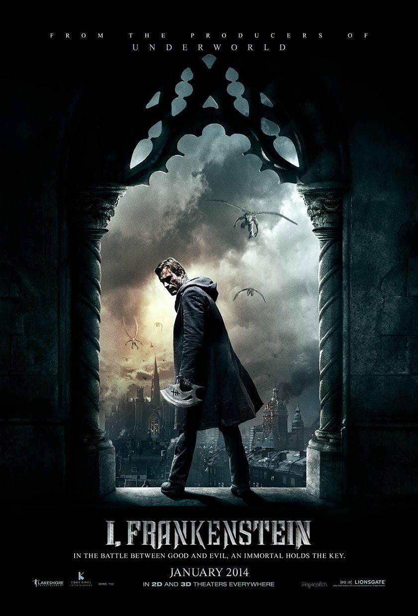 I  FRANKENSTEIN  I Frankenstein