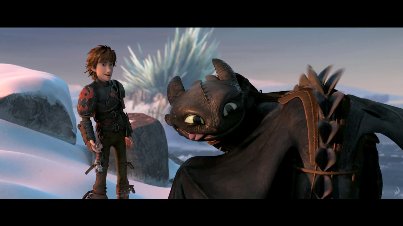 how to train your dragon 2 - the art of vfxthe art of vfx
