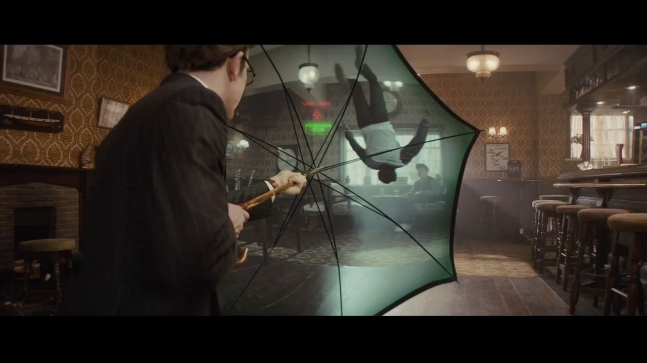 Kingsman The Secret Service The Art Of Vfxthe Art Of Vfx