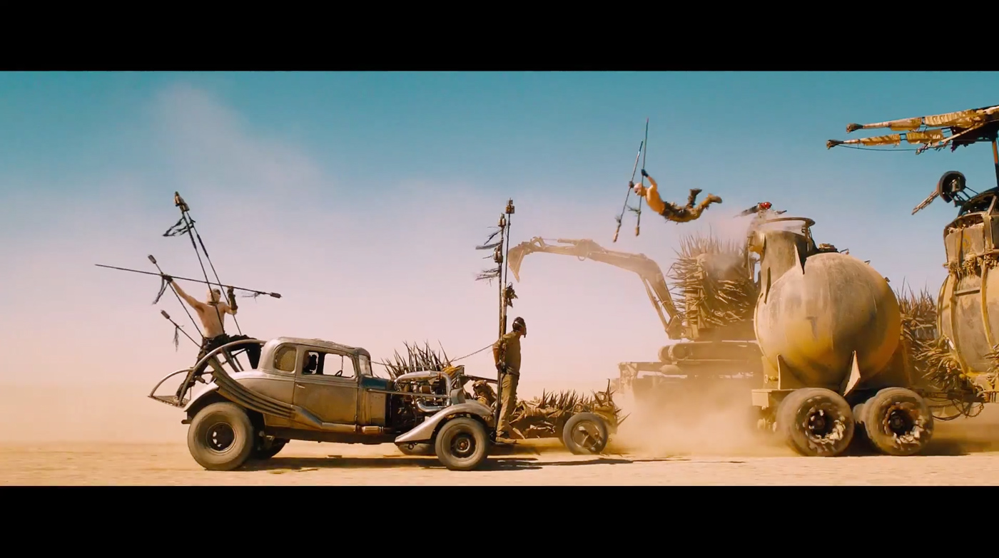 MAD MAX: FURY ROAD | The Art of VFX