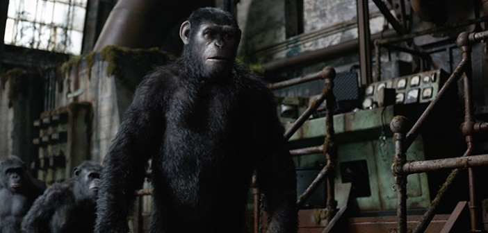 DAWN OF THE PLANET OF THE APES: Dave Houghton – Compositing Supervisor – Weta Digital