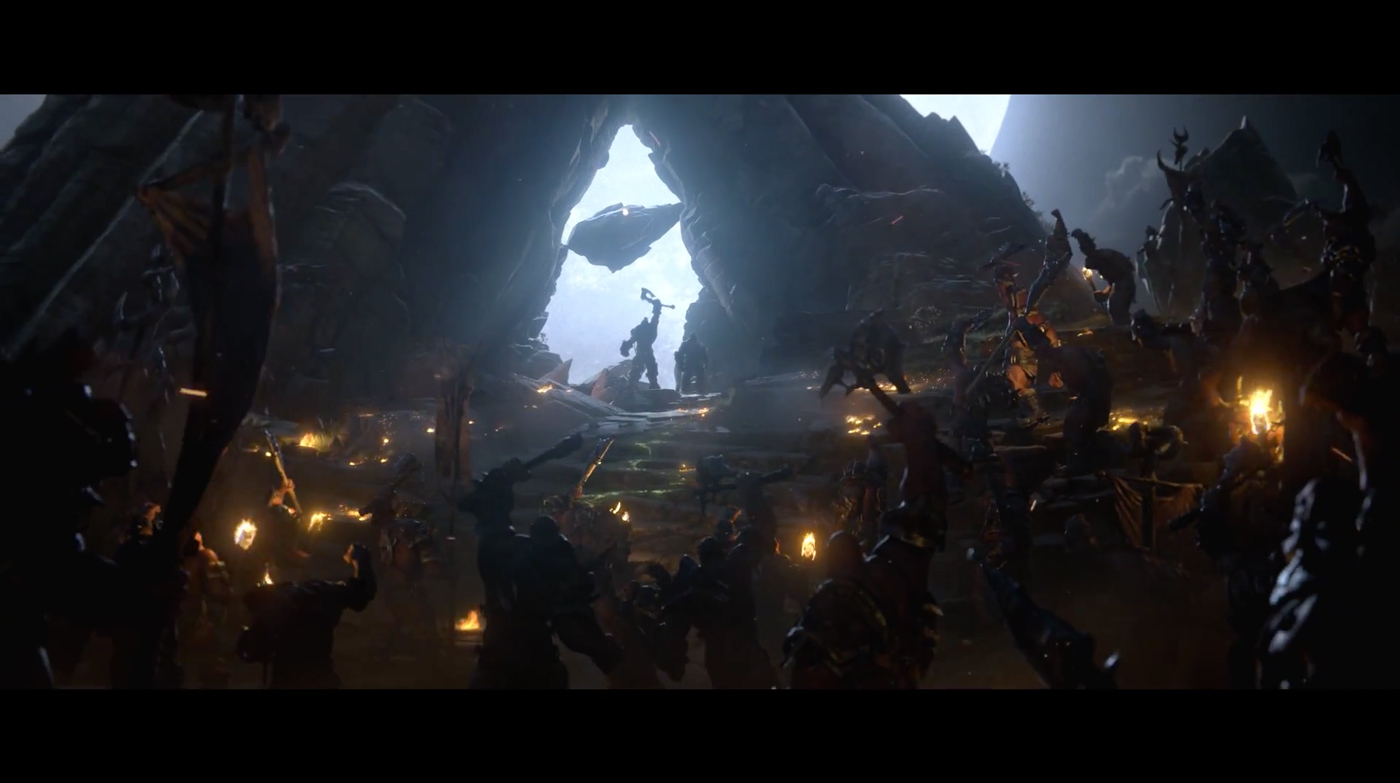 World Of Warcraft Warlords Of Draenor The Art Of Vfxthe