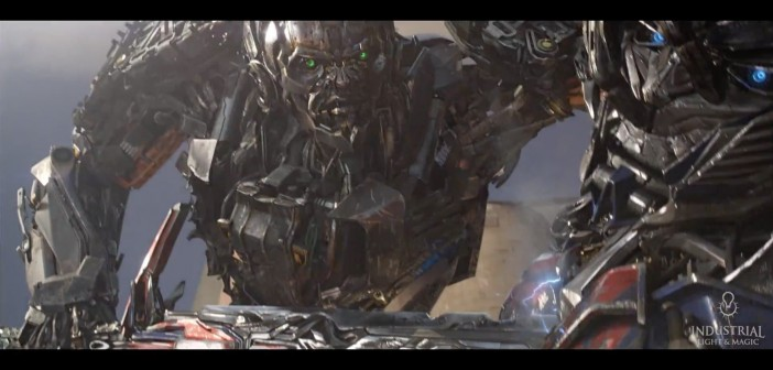 TRANSFORMERS – AGE OF EXTINCTION: Making of by ILM