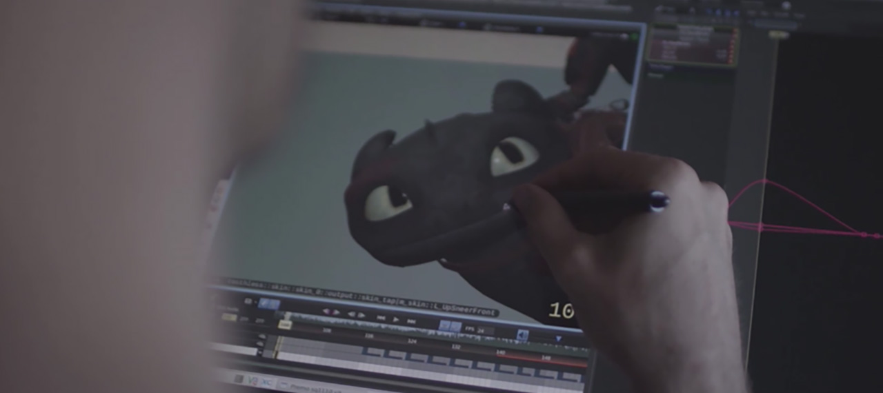 How to train your dragon dreamworks httyd toothless cumberbatch d