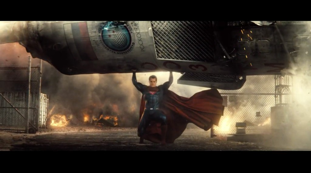 The Batman vs Superman Trailer Is Now Officially Online!