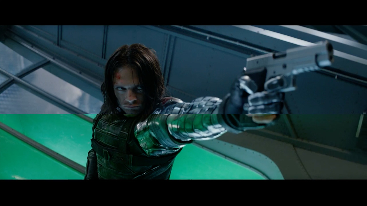 CAPTAIN AMERICA - THE WINTER SOLDIER: VFX Breakdown by Base