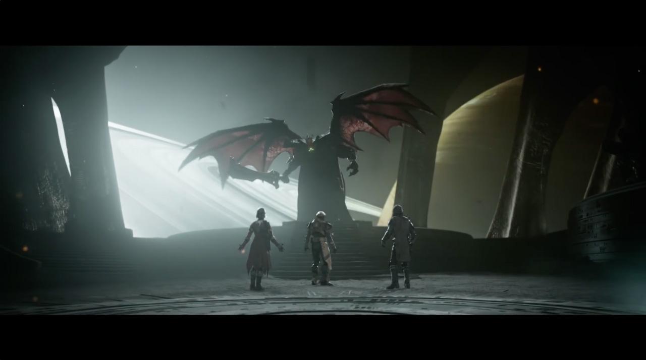 Destiny The Taken King Trailer By Digital Domain The