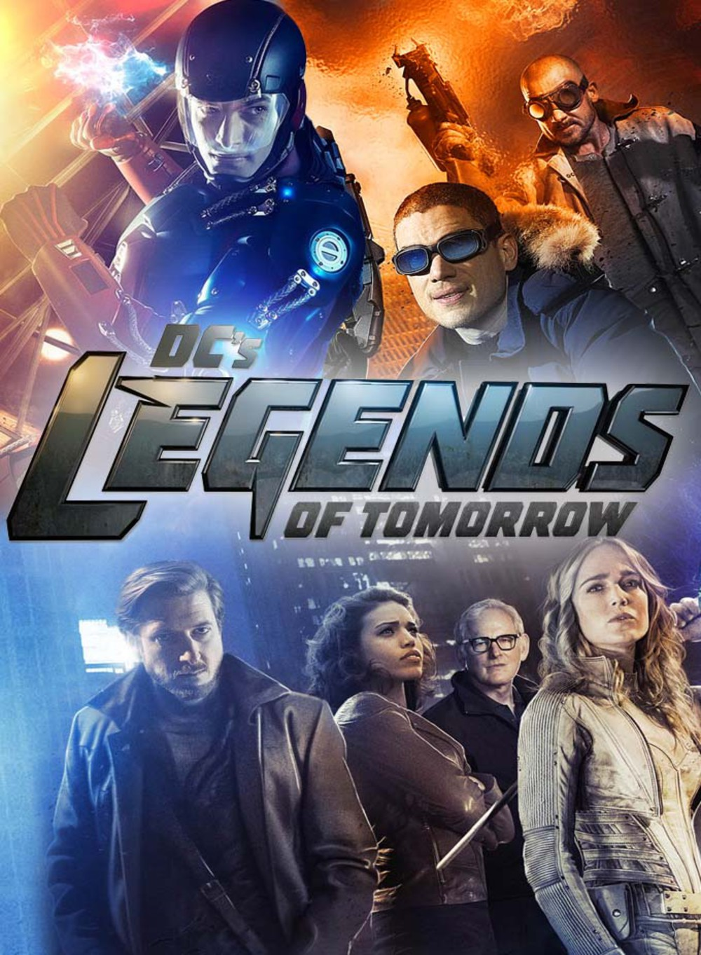Legends Of Tomorrow Episodenliste