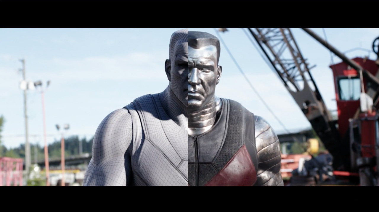DEADPOOL: Making of about Digital Domain