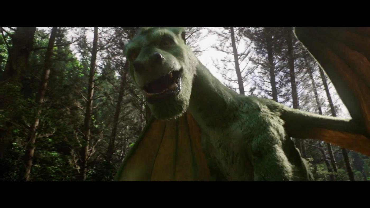 Dragon movie clips
