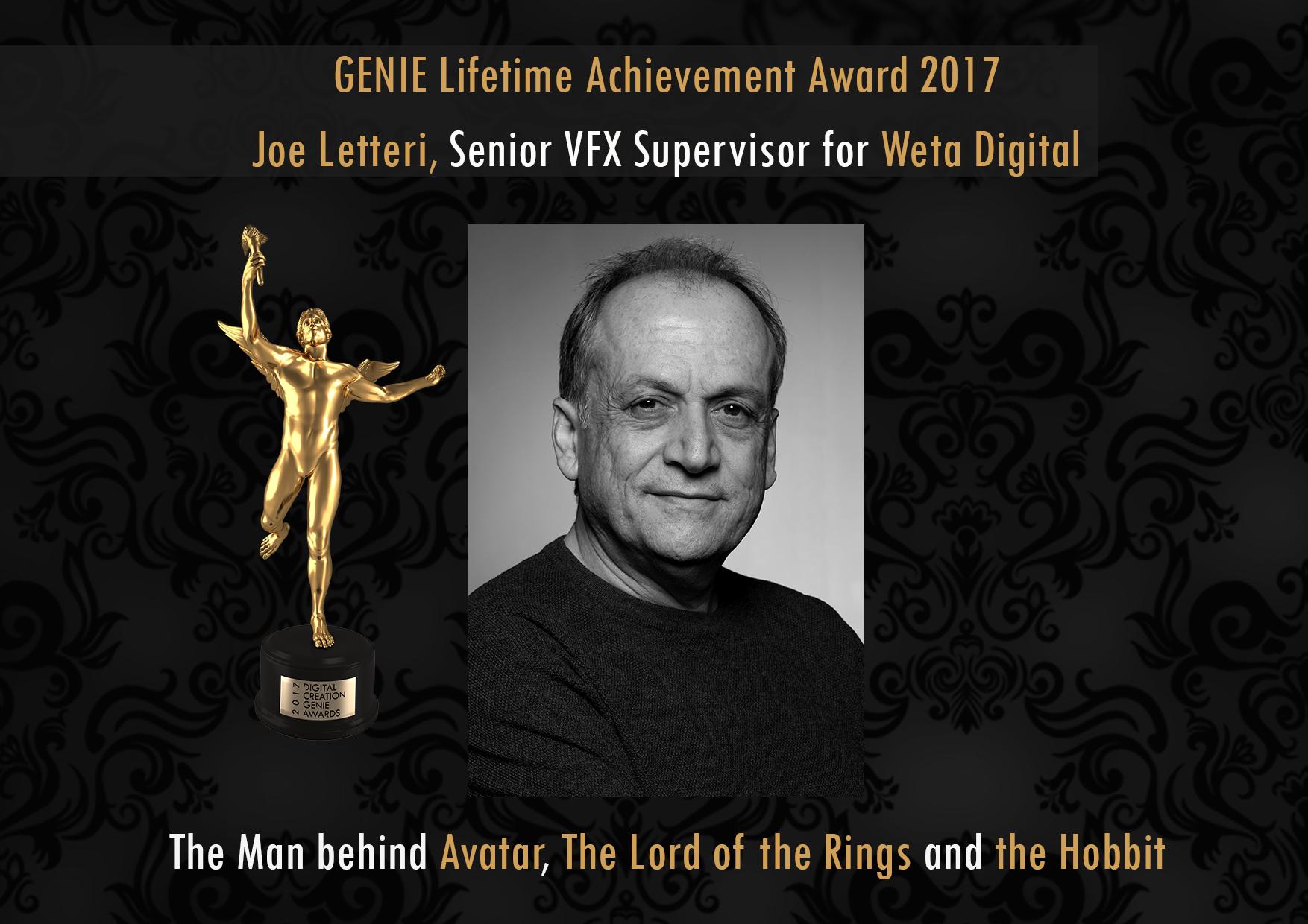 Paris Images Digital Summit: GENIE Lifetime Achievement ...