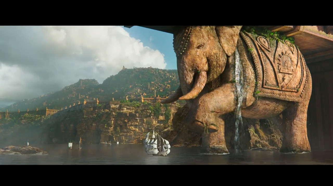 BAAHUBALI 2: THE CONCLUSION - The Art of VFXThe Art of VFX