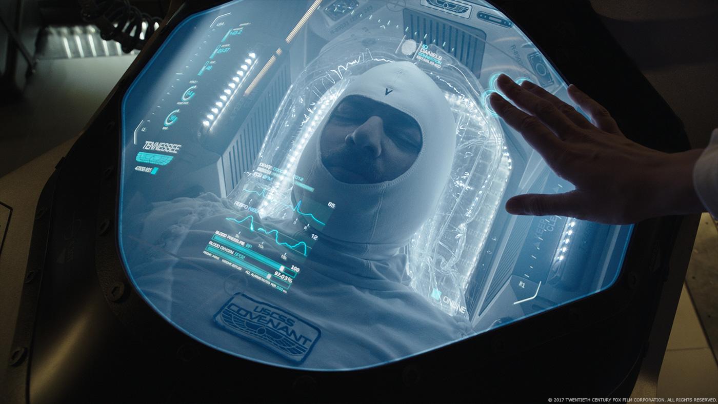 Alien Covenant Brendan Seals Vfx Supervisor Luma