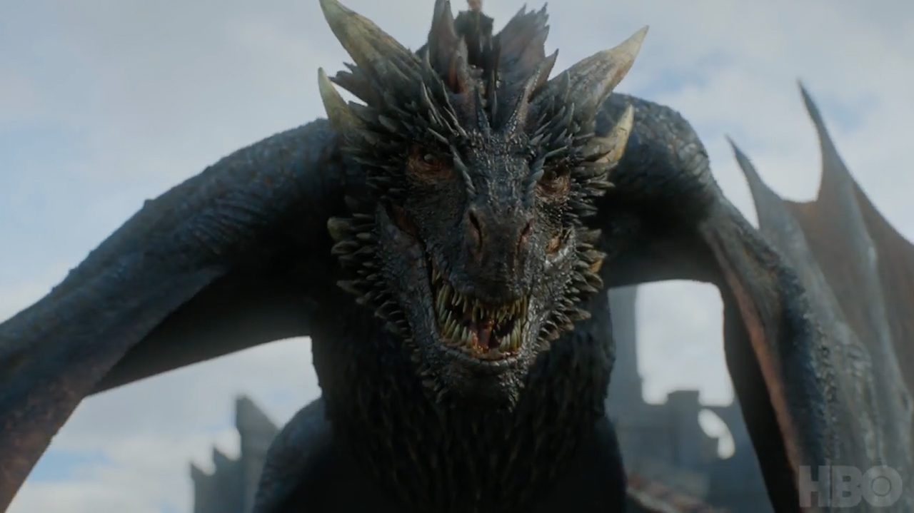 Game Of Thrones Season 7 The Art Of Vfxthe Art Of Vfx