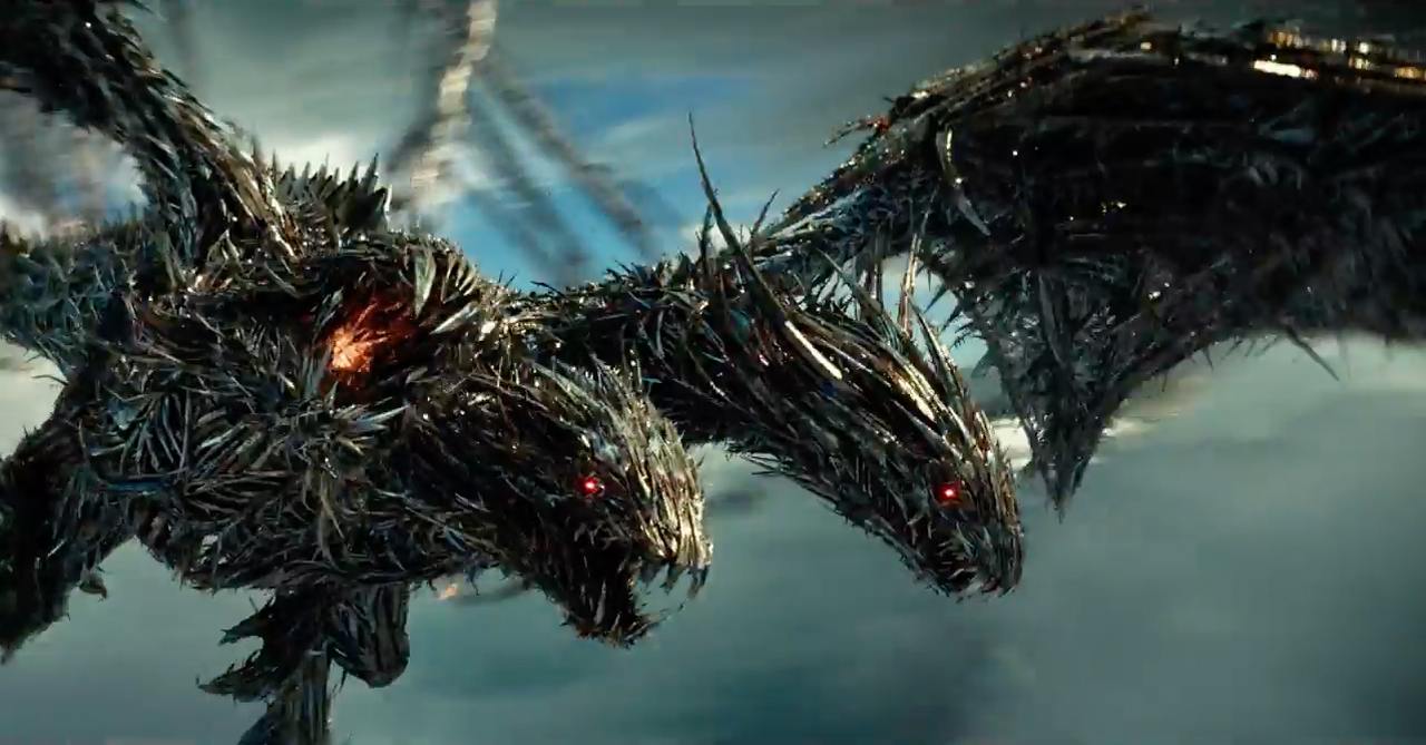 transformers the last knight the art of vfxthe art of vfx