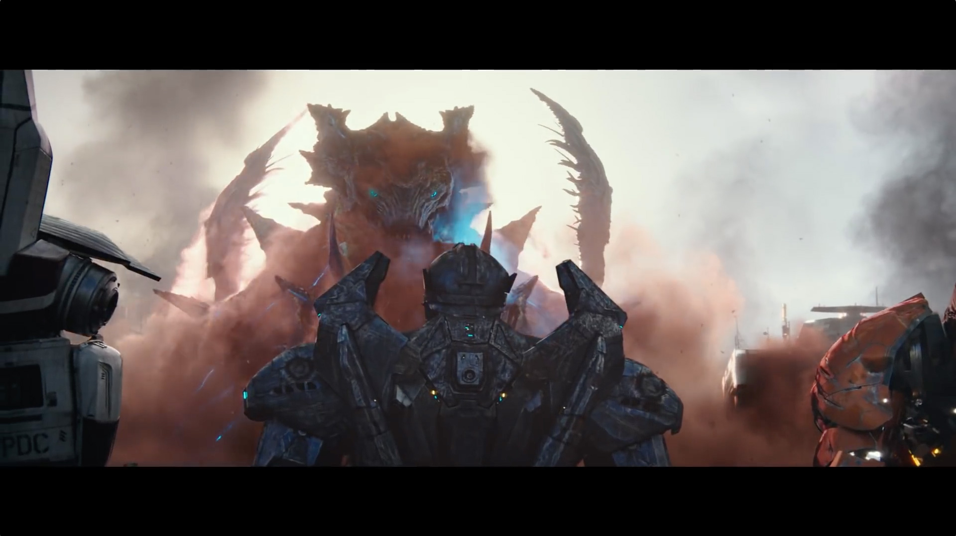 PACIFIC RIM: UPRISING - The Art of VFXThe Art of VFX Pacific Rim