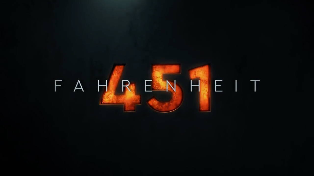Fahrenheit 451 The Art Of Vfxthe Art Of Vfx