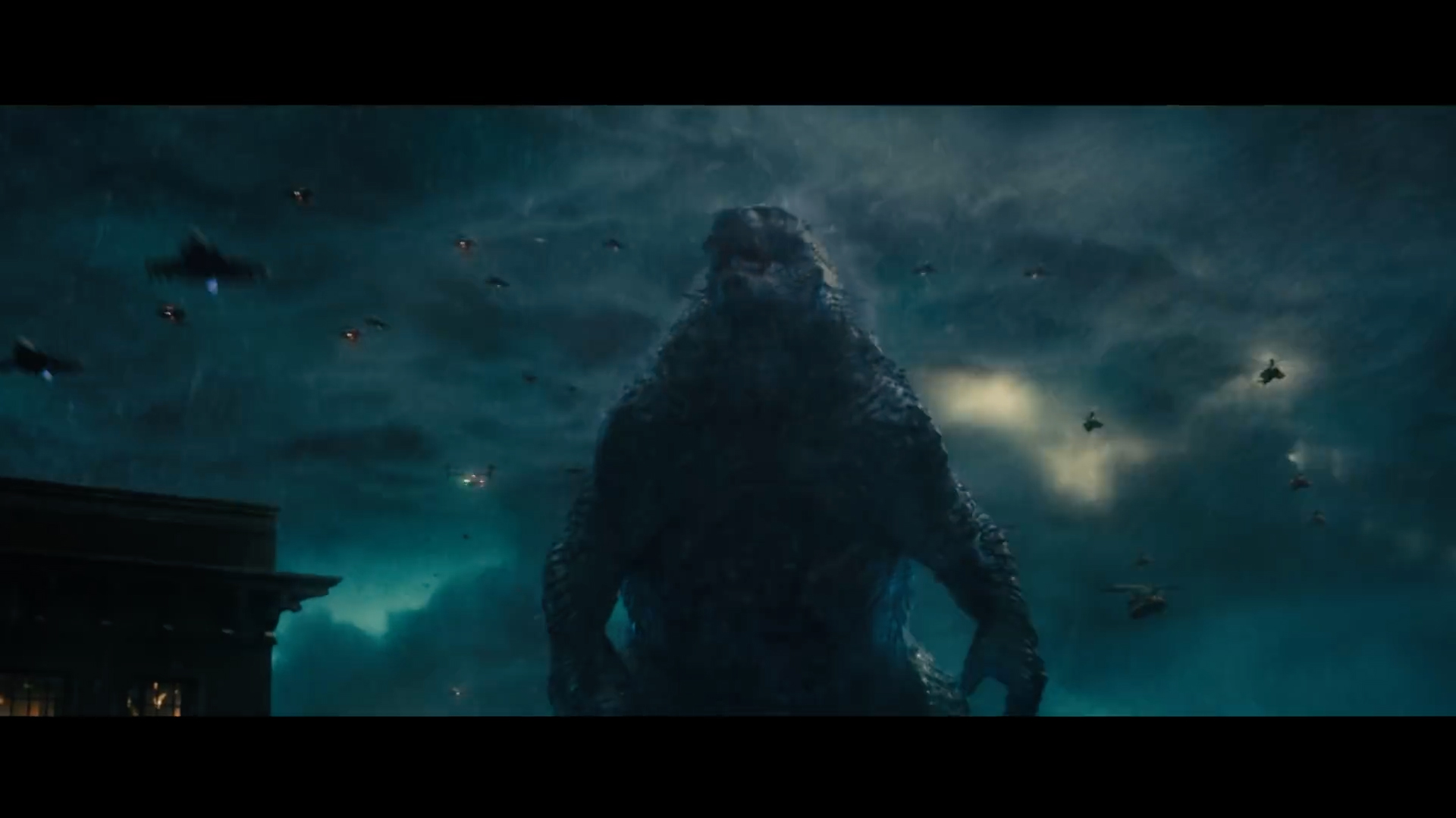 GODZILLA: KING OF MONS...