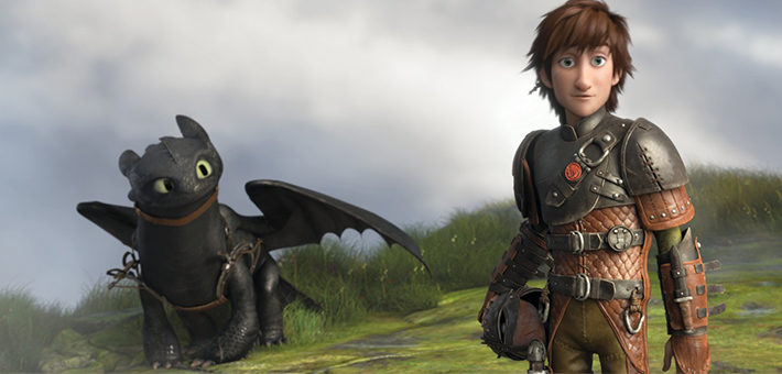 How To Train Your Dragon 2 Simon Otto Head Of Character Animation Dreamworks The Art Of Vfxthe Art Of Vfx