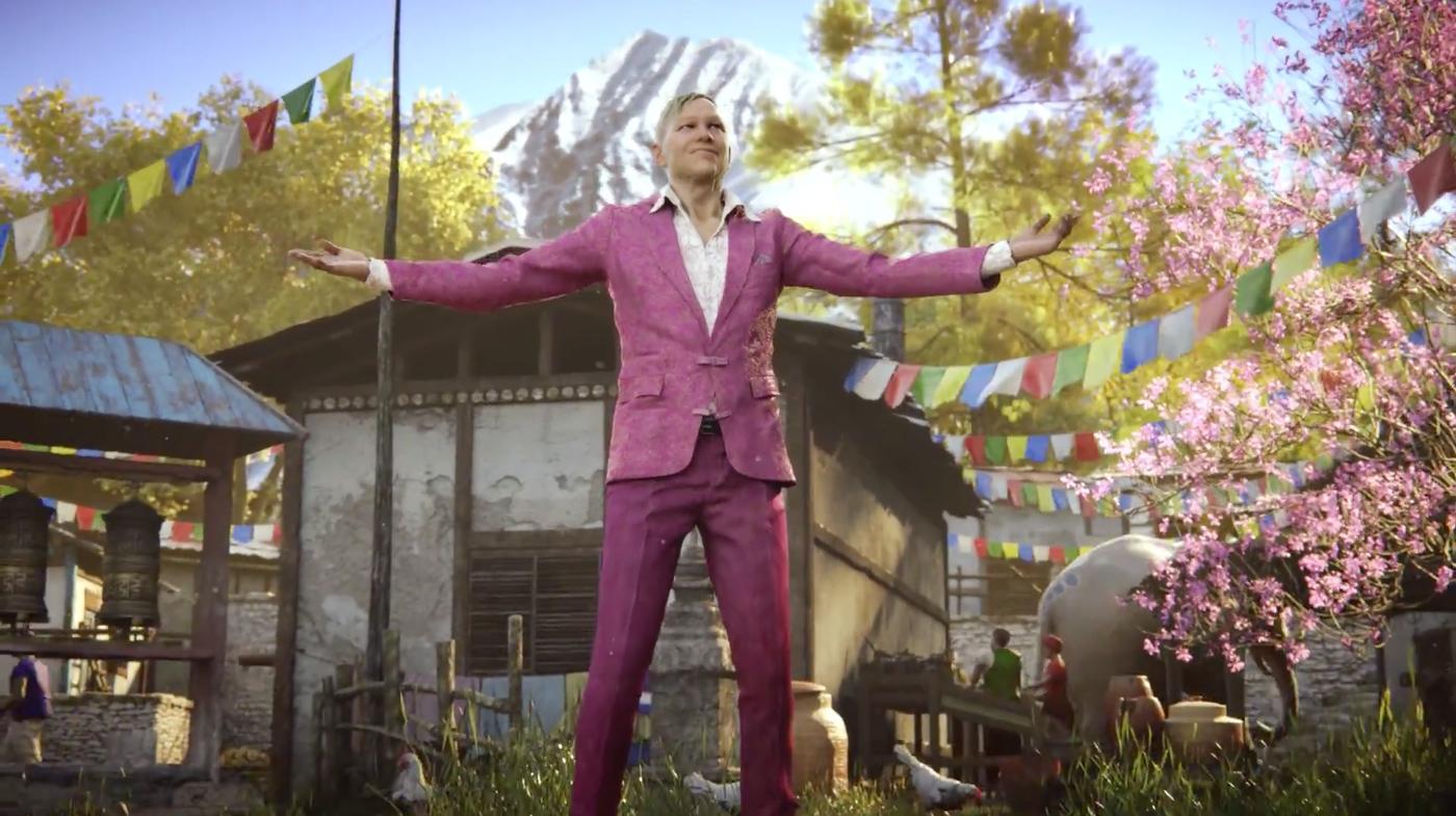 Far Cry 4 Launch Trailer The Art Of Vfxthe Art Of Vfx