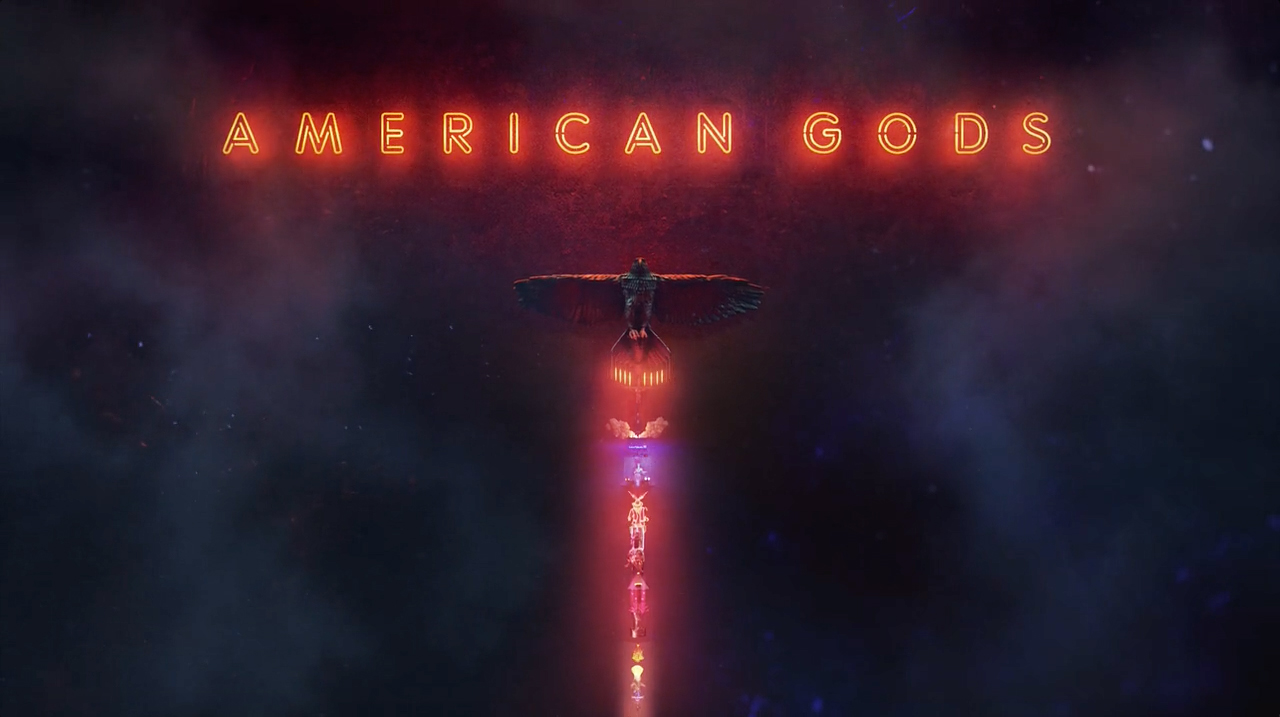 american gods  main title by patrick clair and elastic
