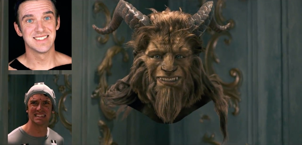 Beauty And The Beast Behind The Scenes About Digital Domain Work The Art Of Vfxthe Art Of Vfx