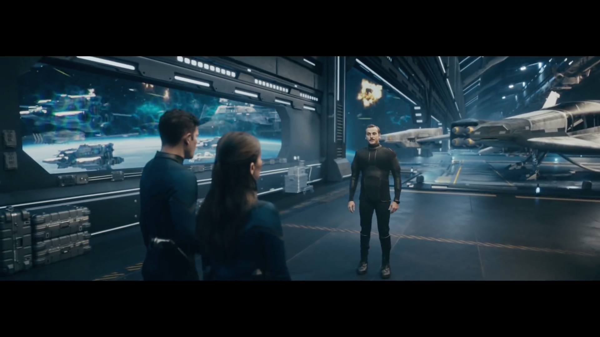 "GEICO ""Star Captain: The Lost Keys"" - The Art of VFX"