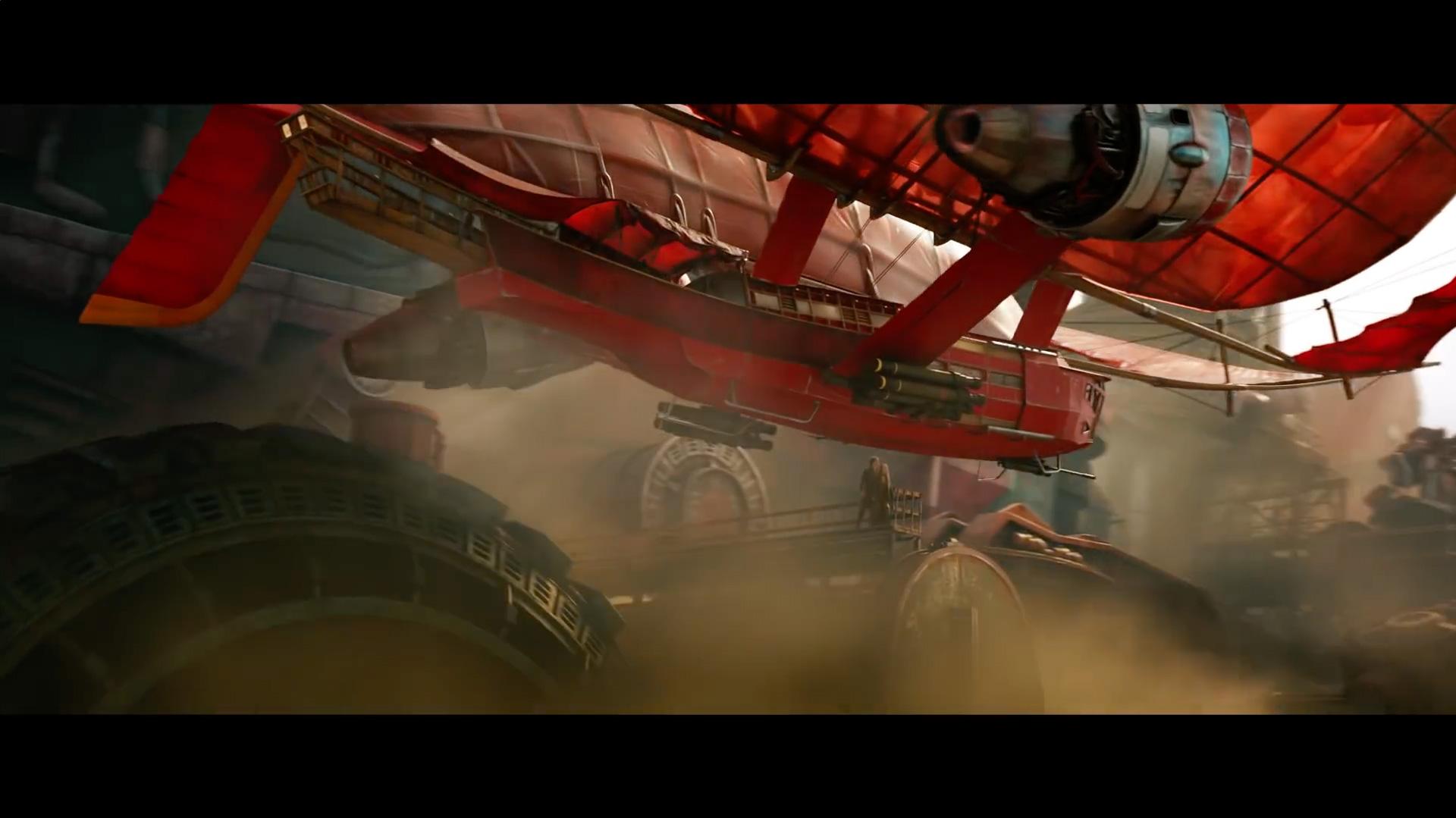 Image result for mortal engines trailer stills