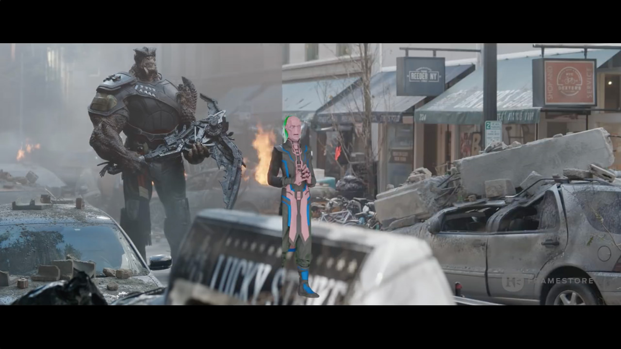 Avengers Infinity War Vfx Breakdown By Framestore The
