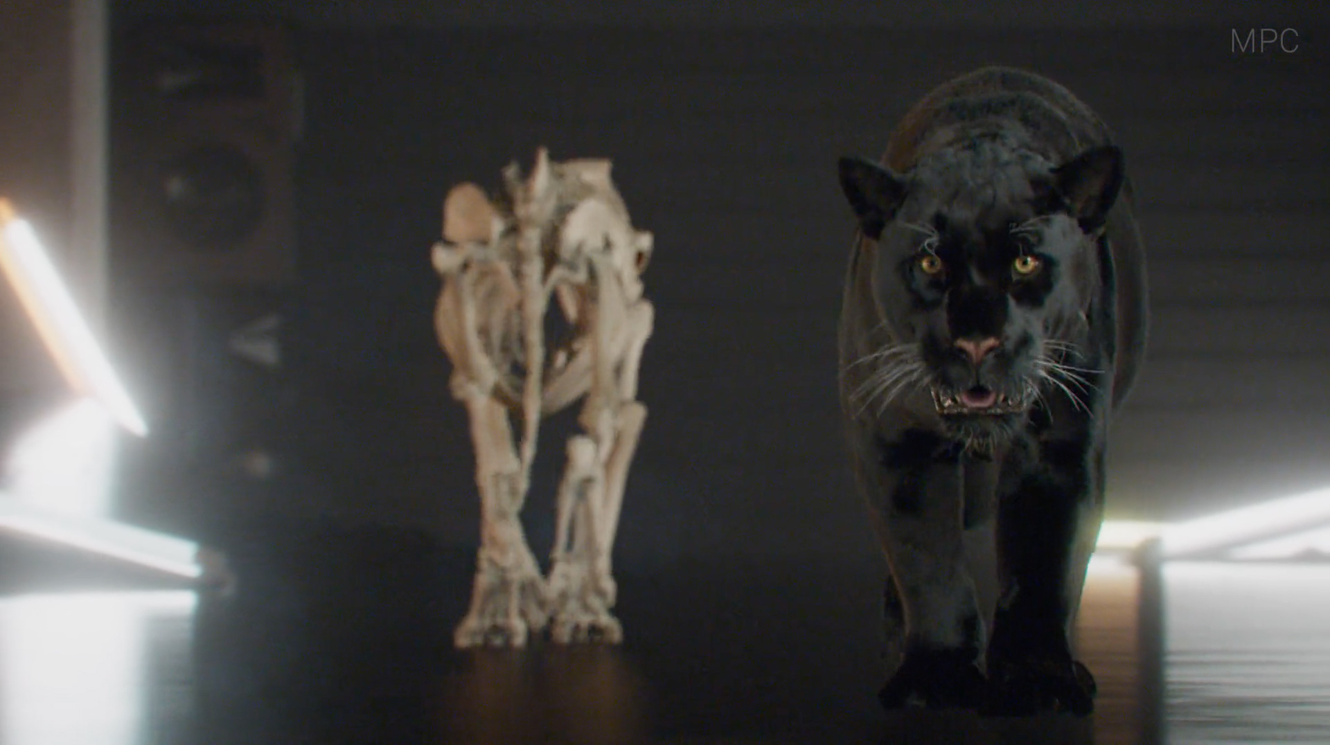 Jaguar Quot A Breed Apart Quot Making Of By Mpc The Art Of