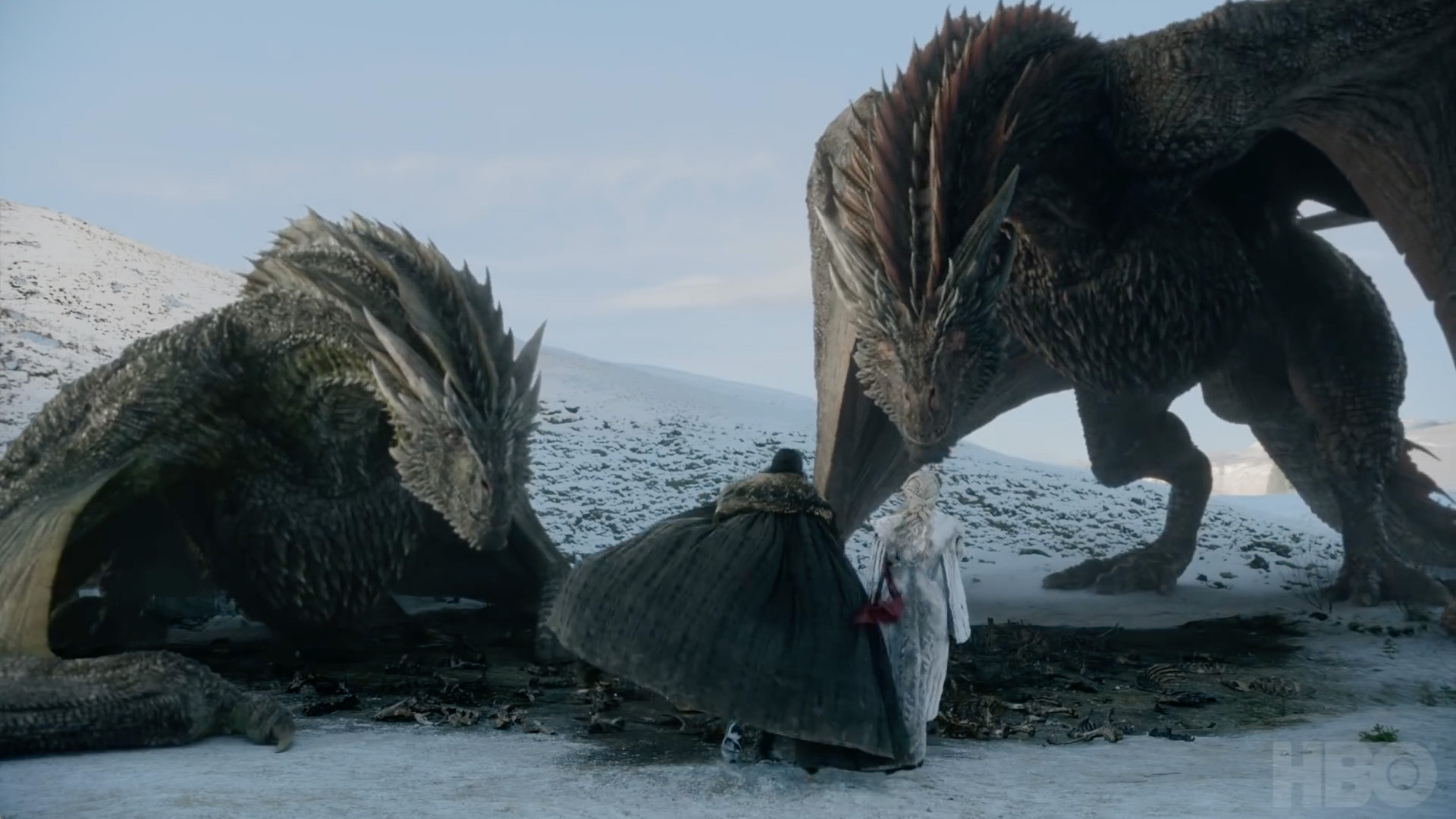 Game Of Thrones Season 8 The Art Of Vfxthe Art Of Vfx