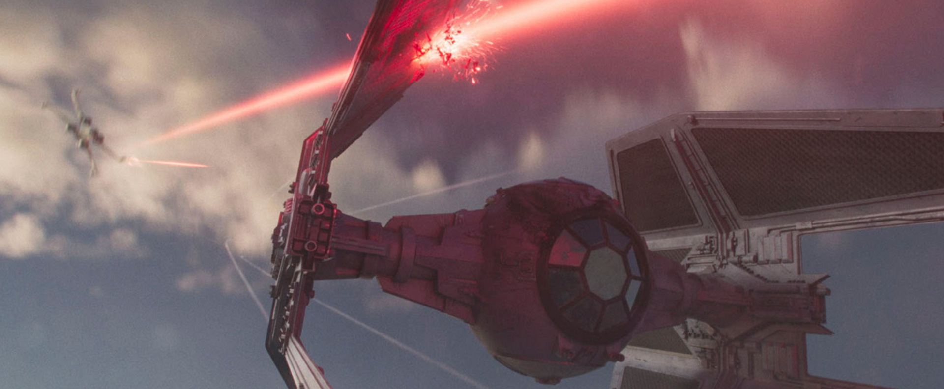 """STAR WARS - SQUADRONS: """"Hunted"""" - The Art of VFXThe Art of VFX"""